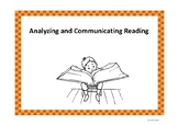 Analyzing, Assessing and Communicating Student Reading Des