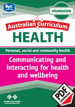 Communicating and interacting for health and wellbeing – Foundation