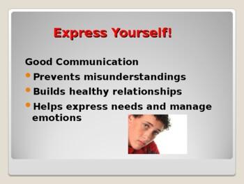 Communicating with Self-Esteem