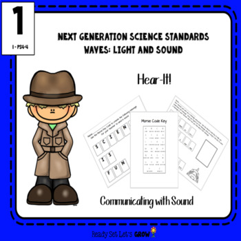 Communicating with Sound:  Hear-IT! (NGSS 1-PS4-4)