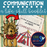 Communication - A Life Skill Booklet