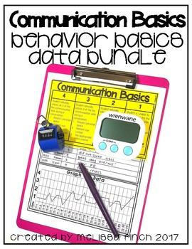 Communication Basics- Behavior Basics Data