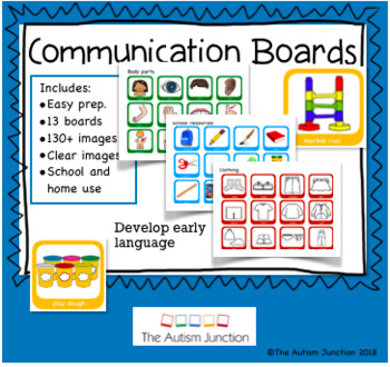 Communication Boards