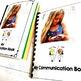 Autism Communication Book with Symbols