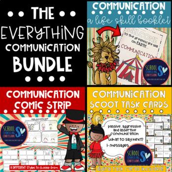 Communication Bundle {Everything Included}