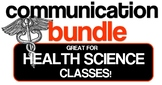 Communication Bundle- Great for Health Science!