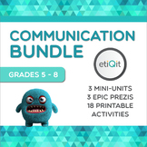 Communication Bundle: Staying Assertive, Fair & Under Control