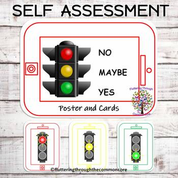 Self Assessment IPAD Theme (Communication Cards)