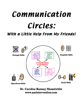 Communication Circles:  With A Little Help from My Friends