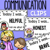 Positive Parent Communication Notes