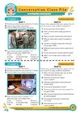 Communication - ESL Speaking Activity