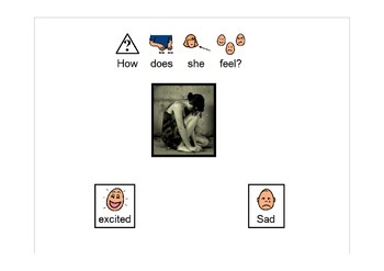 Communication-Emotions Identification Lesson
