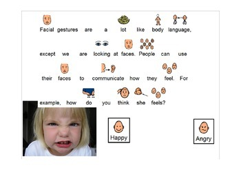 Communication-Emotions Identification Lesson