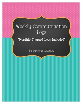 Elementary Behavior Communication Logs