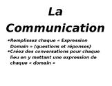 Communication Packet