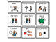 Communication Picture Cards; Speech; Autism; Special Education; Nonverbal