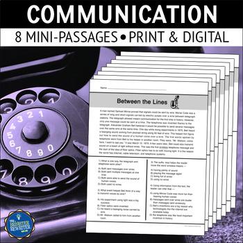 Communication Reading Passages