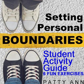 Oral Communication: Setting Personal Boundaries-Printable Handouts +Activities