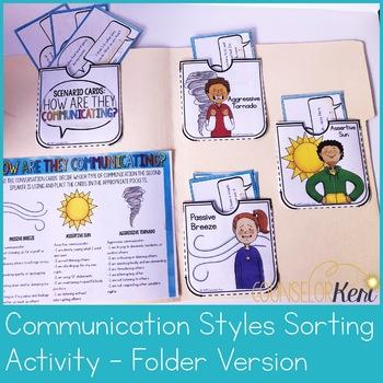 Communication Styles Classroom Guidance Lesson: Assertive Communication