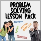 Problem Solving Counseling Lesson Pack