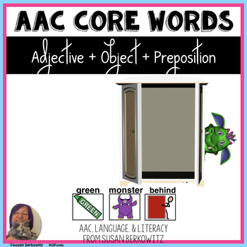 Communication Symbol Phrase Practice Adj + Obj + Prepositi