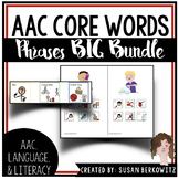 AAC Core Word Phrases Bundle