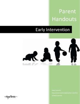 Communication Temptations Parent Handout