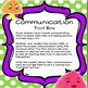 Communication Toolbox-Includes Calming Tools
