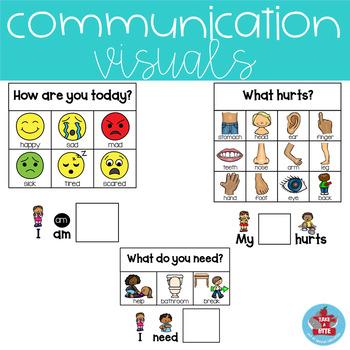 Communication Visuals