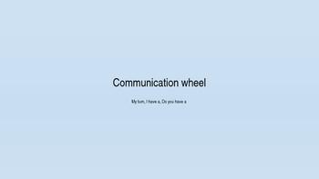 Communication Wheel
