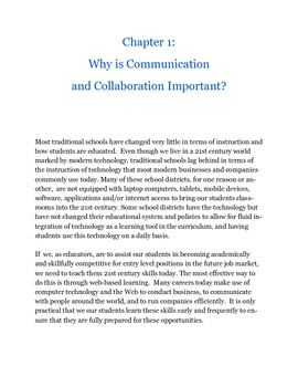 Communication and Collaboration Apps for the 21st Century Classroom