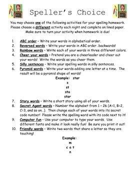 Communication and Homework bundle