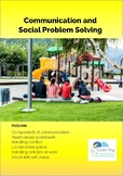Communication and Social Problem Solving