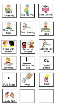 Communication for nonverbal students.