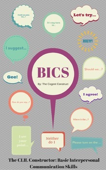 Communication in English- The CLIL Constructor: BICS