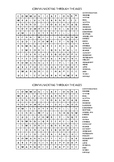 Communication through the Ages - Find-a-Word