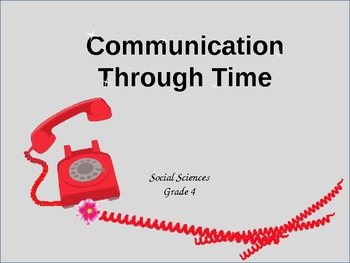 Communication through time
