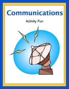 Communications Activity Fun