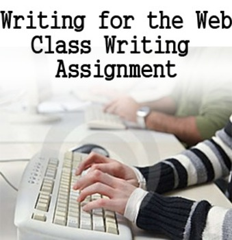 Core Class- Journalism Assignment- Writing for the Web