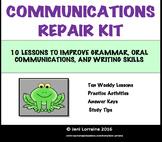 Communications Repair Kit Summary