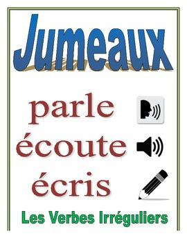 Communicative French Activity (Speak, Listen, Write): Irregular Verbs