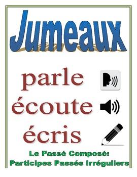 Communicative French Activity (Speak, Listen, Write): Passé Composé-Irreg PP