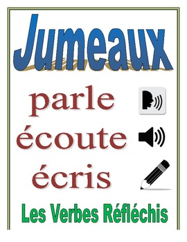 Communicative French Activity (Speak, Listen, Write): Reflexive Verbs