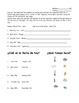 Communicative Partner Calendar/Weather Activity in Spanish