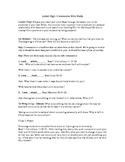 Communion Bible Study
