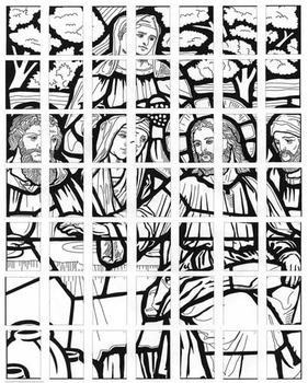 Communion Mural
