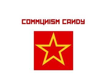 Communism Candy - Presentation, Handout, Summarizer