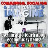 Communism, Socialism, and John Lennon's Imagine