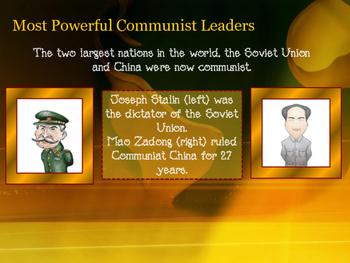 Communism Spreads