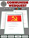 Communism - Webquest with Key (Google Doc Included)